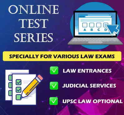 law planet test series